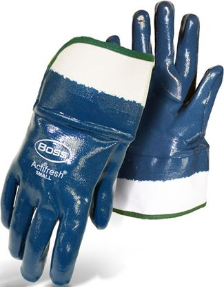 Picture of JERSEY LINED SAFETY CUFF GLOVES (12 Count) - 15564