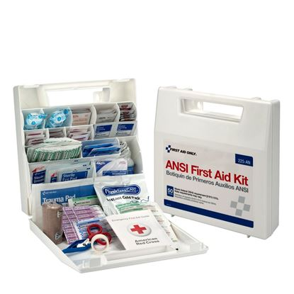 Picture of FIRST AID KIT 50 PERSON NORTH SAFETY