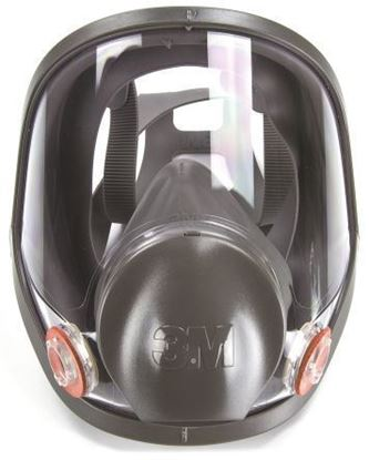 Picture of 15574 - FULL FACE RESPIRATOR, MEDIUM
