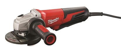 """Picture of 16255 - MILWAUKEE 4 1/2""""-5"""" ANGLE GRINDER 13AMP PADDLE"""