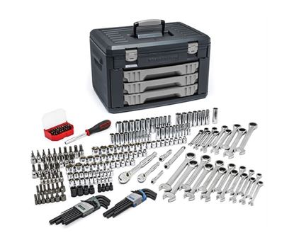 Picture of 40849 - GEARWRENCH 232PC TOOL BOX SET